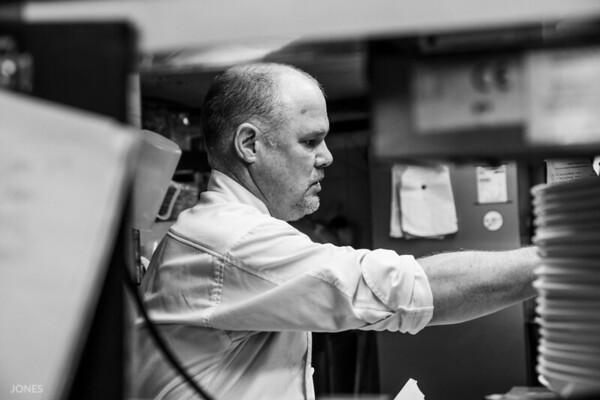 Chef Patrick Barrett