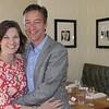 Judie Parks and Tim Gornet.