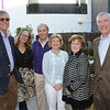 Tim O'Brien, Margaret Kinnaird, Ron and Leslie Geoghegan and Elizabeth and Forrest Ragsdale.