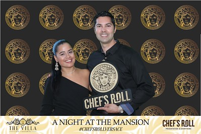 Chefs Roll A Night at the Mansion