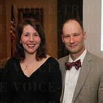 Amy Brooks Hoffman and Eric Hoffmann.