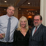 Rob Lersch, Marsha Blacker and Kevin Childress.