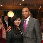 Tania Choi and Patrick Hughes.