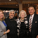 Paula and Chef Anoosh Shariat, and Jean and Bill Shewciw.