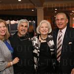 Paula and Chef Anoosh Shariat, and Jean and Bill Shewciw.