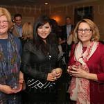 Deborah Purdum, Tania Choi and Donna Campbell.