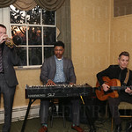 The Craig Tweddell Trio provided musical entertainment.