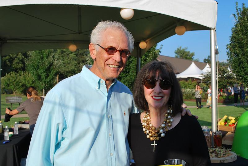 Walt and Linda Eilers