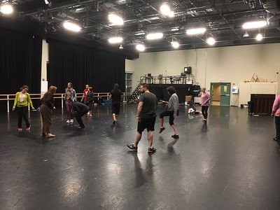 Chekhov Intensive Winter 2017