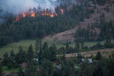 First Creek Fire