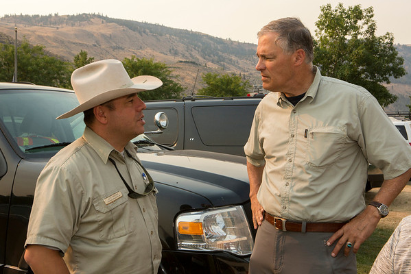 Governor Inslee Visits