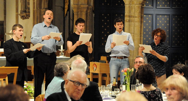 Chelmsford Cathedral Dinner 2016
