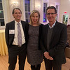 From left, CCA Chairman Donald Van Dyne and his lovely wife Katy, with CCA's Michael Messier, all of Chelmsford