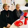 Barbra Cole of Westford and Rita Leo of Chelmsford