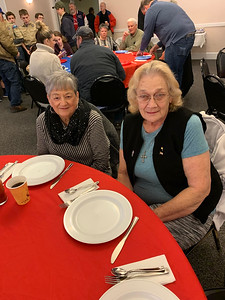 Delores Machardo of Dracut and Beverly Gonsalves of Lowell