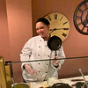Chef Samantha Sanders of Shirley at the Regency