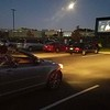 A premier drive-in movie event