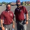 Chris Cunha of Dracut and Matt Manninen of Billerica