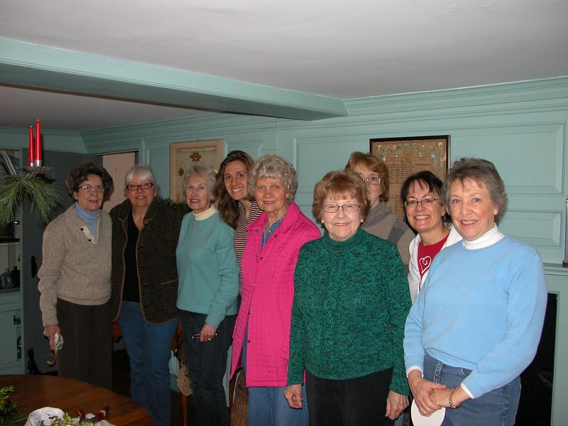 DSCN0188 Open Gate Garden Club volunteers