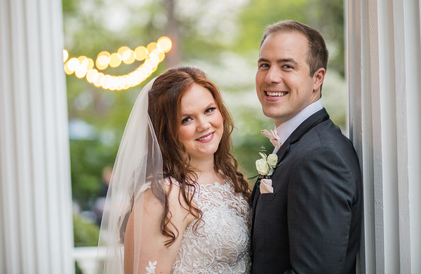 Chelsea and Patrick Wedding