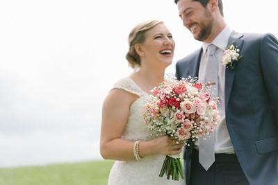 Chelsea and Zeke Wedding