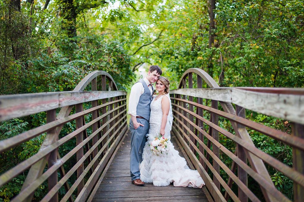 Chelsey + Daniel: Wedding