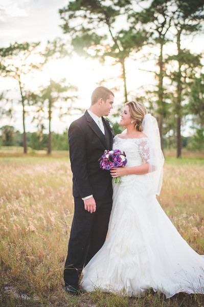 Chelsey & Kyle / Bride & Groom
