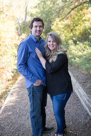 Chelsey & Lelan Engagements
