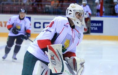 Команда Александра Калянина - команда Геннадия Чурилова. 23 июня 2012