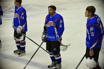 Сигнал-1997 (Челябинск) - Аизовец (Южноуральск) 9:5. 23 ноября 2014