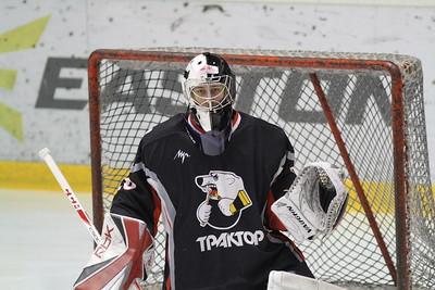 Вратарь команды Трактор 1997 года рождения Павел Нечистовский рассказывает в интервью 74hockey.ru о своей команде и планах на будущее
