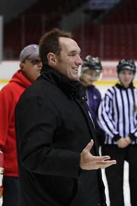 Мастер-класс Пола Стюарта для судей. Челябинск, 23 ноября 2012
