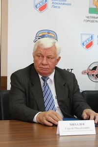 Сергей Михалёв