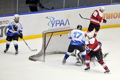 Чемпионат ЮУЖД по хоккею. 29 марта 2014