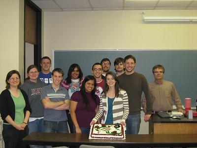 Chemistry Grads 2011