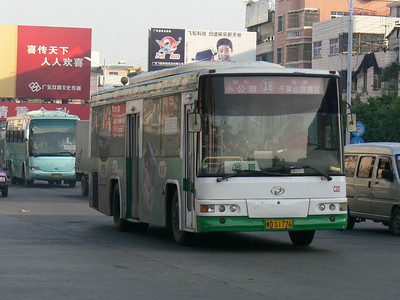 Chenghai Bus DS1776 Chenghai Nov 08