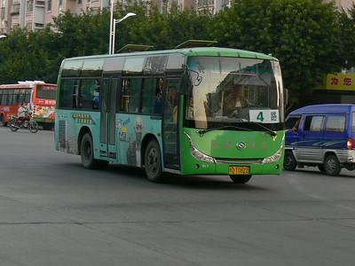 Chenghai Bus DT0822 Chenghai 1 Nov 08