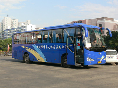 Chenghai Coach B60629 Chenghai Nov 08