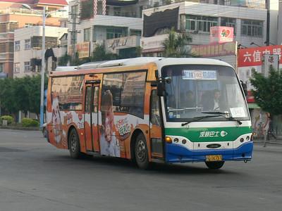 Chenghai Bus D06797 Chenghai Nov 08