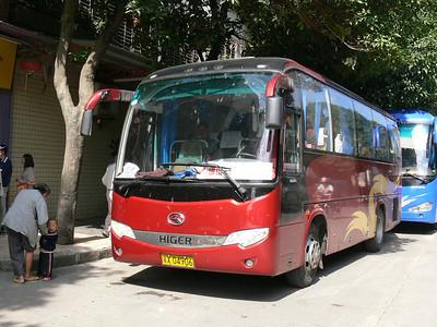 Chaozhou Coach X04906 Chaozhou Nov 08