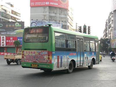 Chenghai Bus DT0669 Chenghai 2 Nov 08