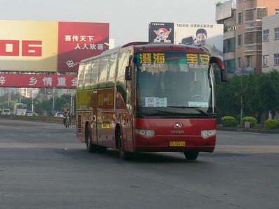 Chenghai Bus DT0714 Chenghai Nov 08