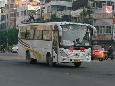 Chenghai Bus UY0670 Chenghai Nov 08