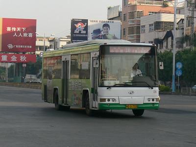 Chenghai Bus DS1772 Chenghai Nov 08