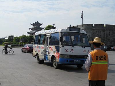 Chaozhou Bus U09161 Guangzi Bridge Chaozhou 1 Nov 08