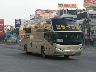 Chenghai Bus DT0990 Chenghai Nov 08