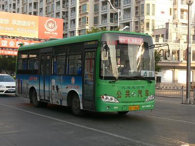 Chenghai Bus DT0669 Chenghai 1 Nov 08