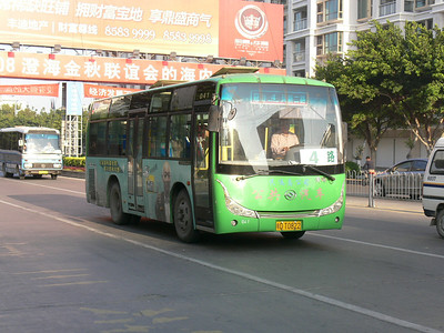 China : Chenghai and Chaozhou Buses and Coaches November 2008