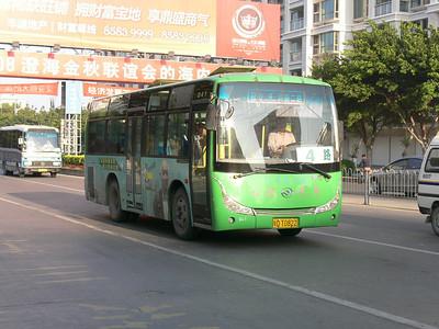 Chenghai Bus DT0822 Chenghai Nov 08