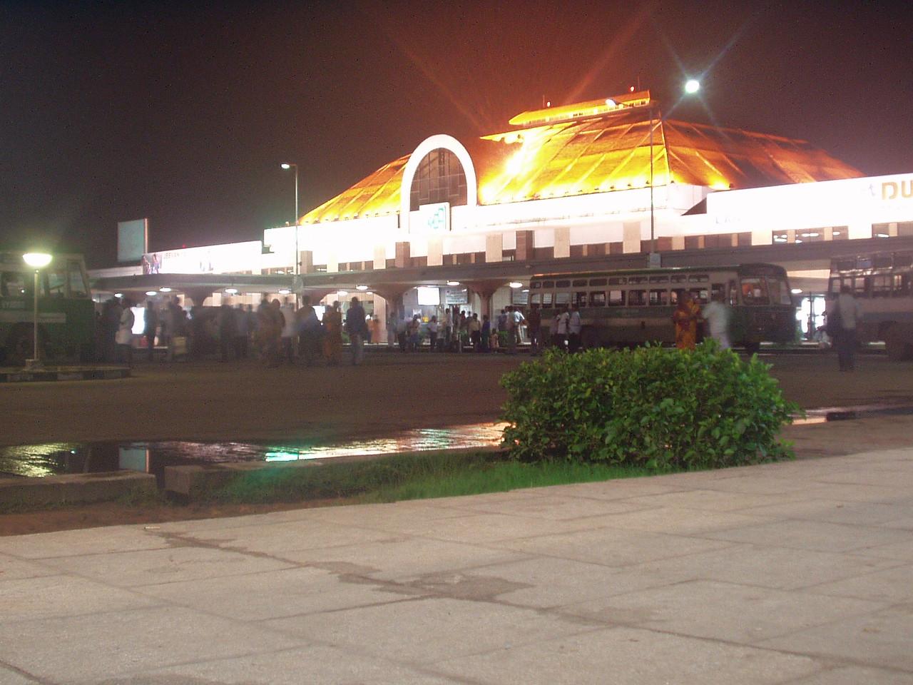 2 November: Terminal